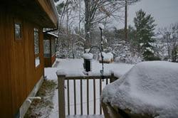 2012 Deck Snow